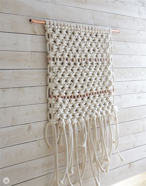 How To Do Macrame - image gallery macrame