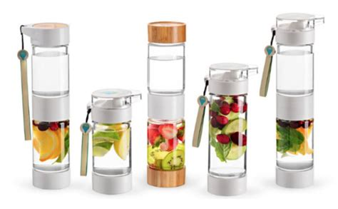 Fit Infused Water Bottle fit gifts for your fly friends twenty 20 guide