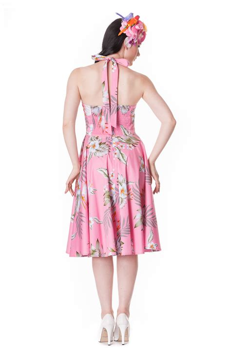Dress Alika alika dress pink dresses pinup empire clothing