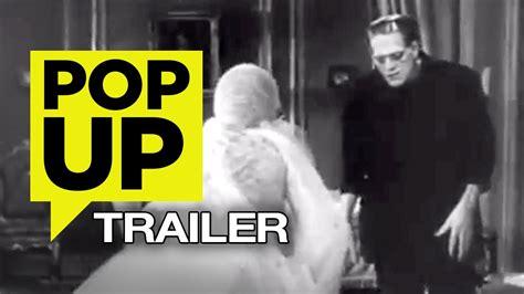 Watch Frankenstein 1931 Full Movie Frankenstein 1931 Pop Up Trailer Hd Boris Karloff Movie Youtube