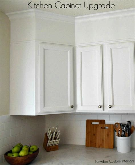 how to upgrade kitchen cabinets kitchen reveal kitchen cabinet upgrade newton custom