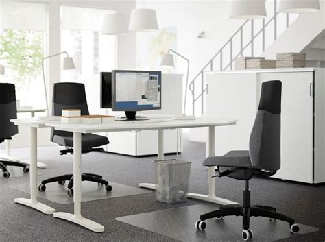 Bekant Standing Desk By Ikea Ergonomic Office Furniture Ikea Modern Desk