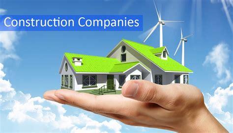 list  construction companies  bangalore  builders