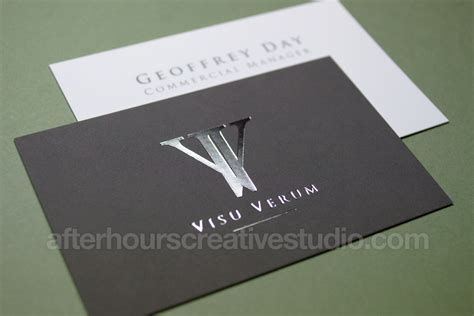 Nyu Mba Business Cards by Metal Finish Business Cards Gallery Card Design And Card