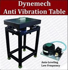 vibration isolation table anti vibration table