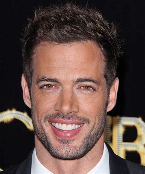 William Levy Short Straight Casual Hairstyle   Medium