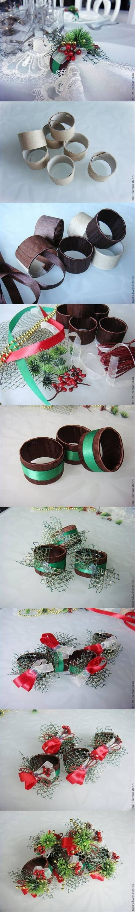 How To Make Paper Napkin Rings - how to make toilet paper roll custom napkin rings diy