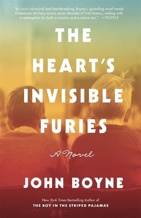hearts invisible furies john boyne