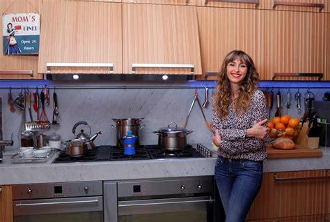 casa benedetta parodi la cuoca bendata benedetta parodi real time dal 22