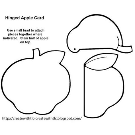 apple butter card template 66 best shaped card ideas images on shaped