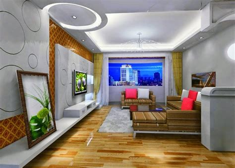 Gypsum Ceiling Design For Living Room 5 Gypsum False Ceiling Designs With Led Ceiling Lights For Living Room