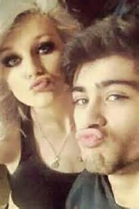 Zayn malik and perrie edwards photo