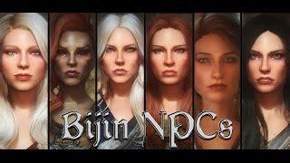 skyrim hottest npc skyrim nexus mods and community