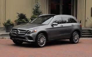 Mercedes Gallery 2016 Mercedes Glc 300 4matic Blending In Picture