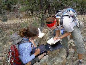 Geologist Schooling by Teaching With Geopads