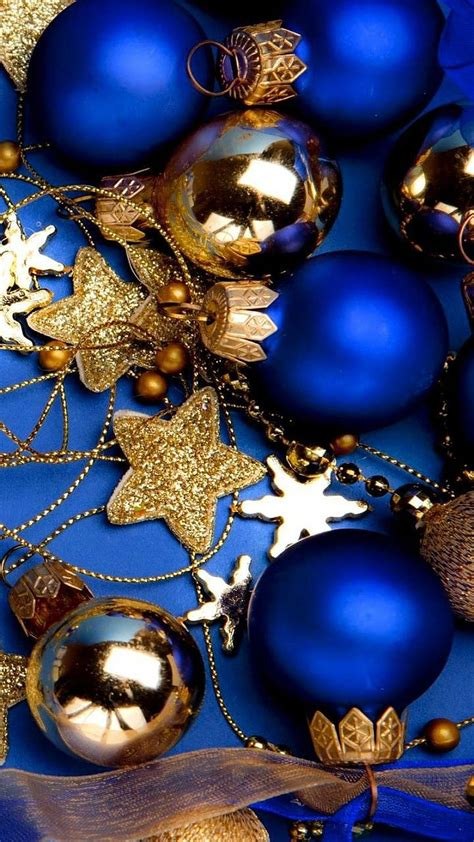 35 best images about blue and gold christmas on pinterest