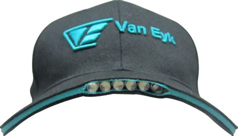 custom led light baseball hats decorated with your
