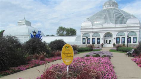 Buffalo And Erie County Botanical Gardens Professionally Designed Gardens Proven Winners