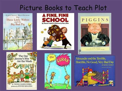 picture books to teach story elements 25 best ideas about teaching plot on plot