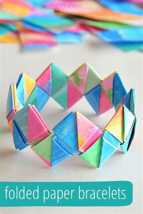 Fold Paper 10 Times - 19 easy to make summer diy crafts for for 2017 jewe