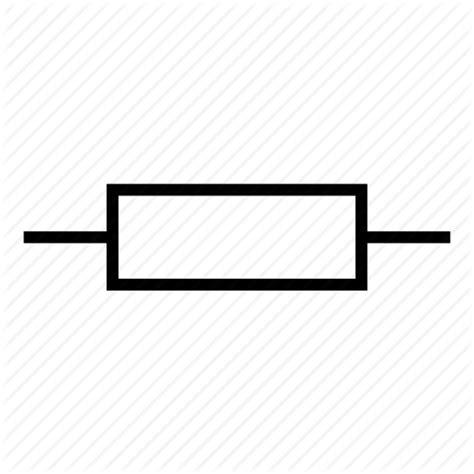 resistor network symbol component current electric electrical electronic resistor icon icon search engine
