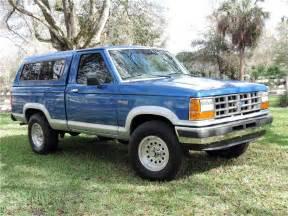 Ford Ranger 1989 1989 Ford Ranger Gt Barrett Jackson Auction