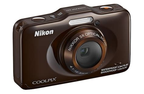 nikon coolpix rugged nikon coolpix s31 rugged digital ecoustics