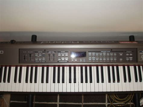 Keyboard Roland Rd 170 roland rd 170 image 11434 audiofanzine