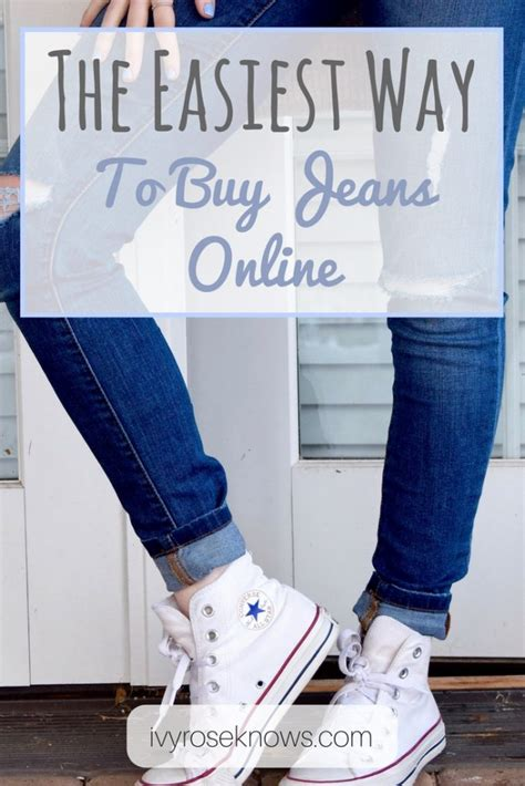 easiest way to buy a house the easiest way to buy jeans online ivy rose knows