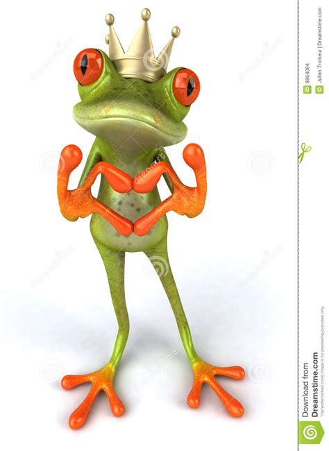 frog  love stock illustration illustration  closeup