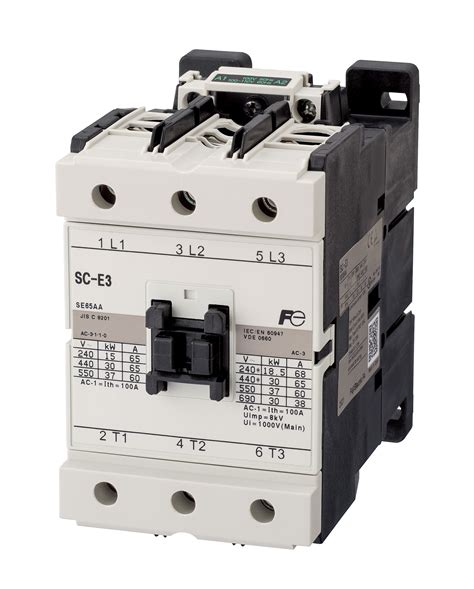 Ac Fuji Electric contactors overloads motor starters thermal