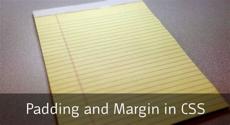 tutorial css padding padding and margin in css what s the difference