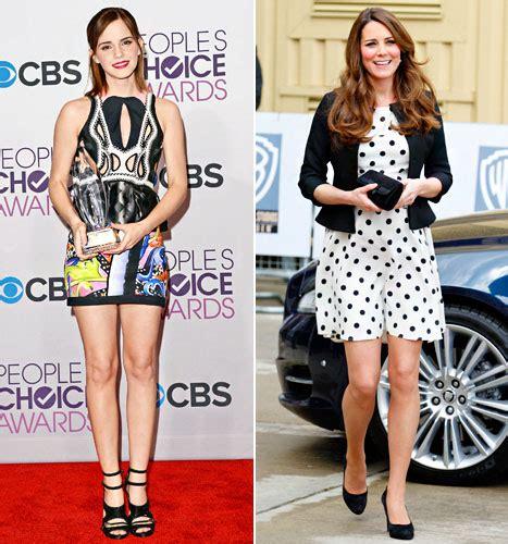 emma watson kate middleton sneakers kristen stewart named the best dressed woman of 2013