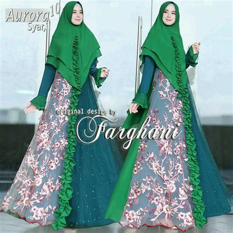 Farghani Syari syari vol 10 by farghani hijau