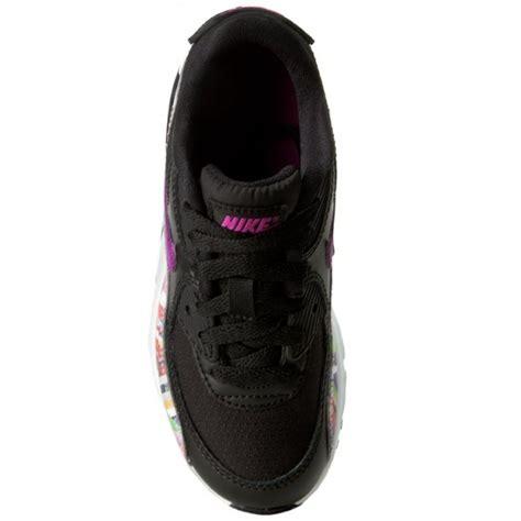 Schuhe Big Air 12 Gs Hyper Violet Kinder Metallisch Schwarz Gold Loyal Im Spanien P 88 schuhe nike air max 90 print mesh ps 833498 001 black