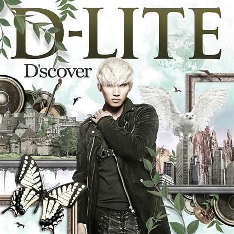 D Lite album d lite daesung from big d scover