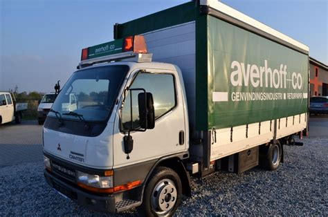 truck mitsubishi canter mitsubishi fuso truck canter 2004 used for sale