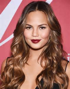 chrissy teigen hair color 48 things you don t about chrissy teigen