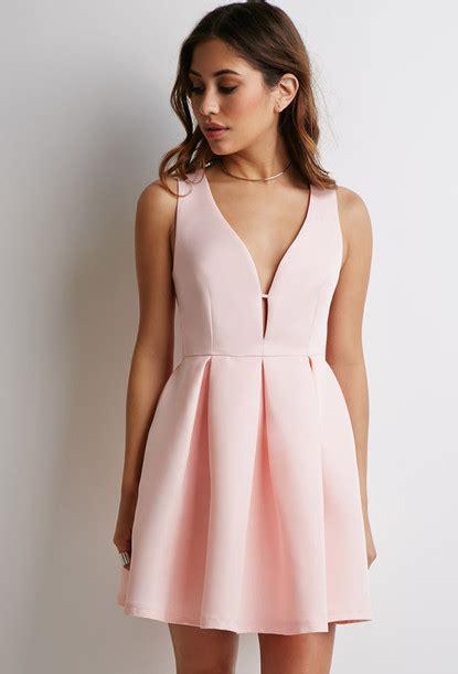 30708 White Informal V Neck Dress Dress Casual Mini Putih dress mini dress v neck dress size 6 size 8 vneck