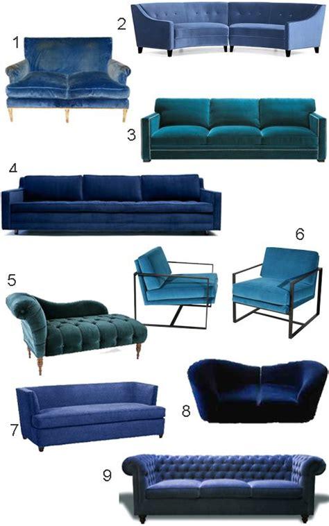 Colorful Chaise Lounge Chairs Best 25 Blue Sofas Ideas On Pinterest Blue Velvet Sofa
