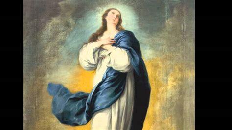 imagenes virgen maria inmaculada concepcion virgen de la inmaculada concepci 243 n youtube