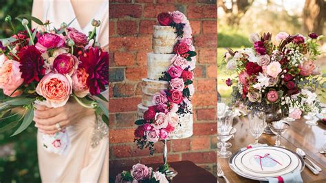 fall wedding colors 2015 fall wedding color palettes 2015