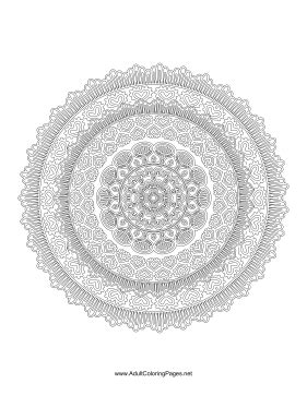 romantic mandala coloring pages romantic mandala coloring page