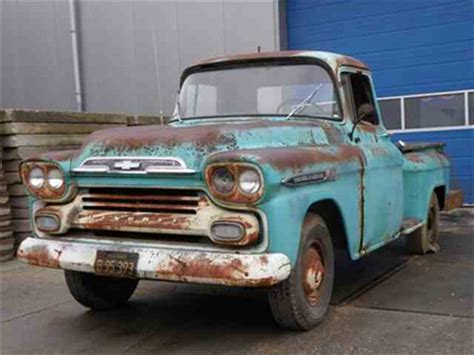 1958 chevrolet apache for sale 1958 chevrolet apache for sale on classiccars 4