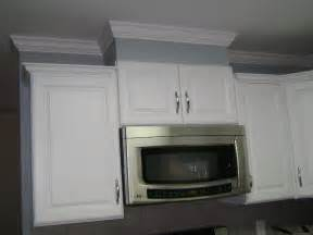 Kitchen Cabinet Moldings And Trim 8ft ceiling 70s ranch home no crown molding