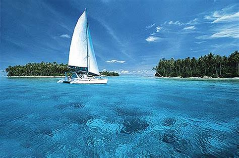 the south pacific luxury yacht charter sailing catamaran - Catamarans For Sale South Pacific