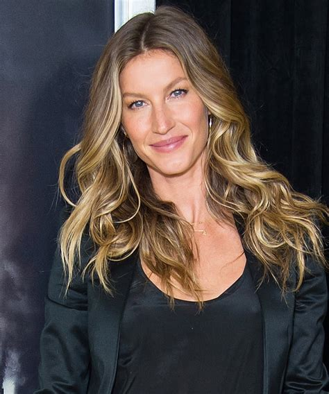 Tv In Kitchen Ideas Gisele Bundchen Reveals Recipes That Maintain Her Figure