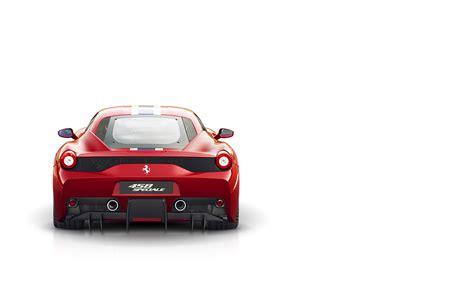 ferrari 458 back ferrari 458 speciale race inspired design ferrari com
