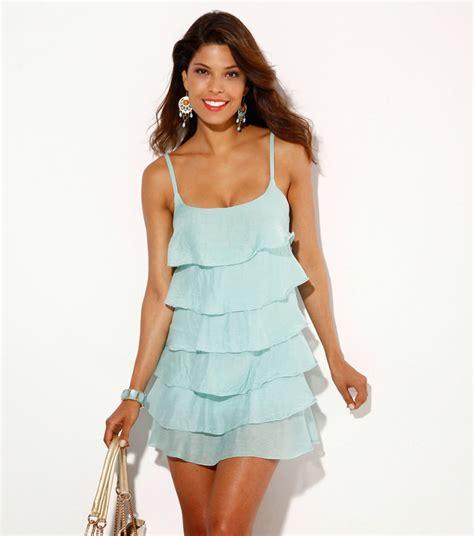 vestidos de verano moda 2015 nuevos vestidos cortos para d 237 as de verano colecci 243 n