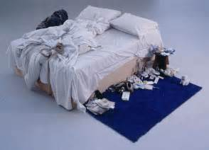 the daily with lydia tracey emin my bed c 1999